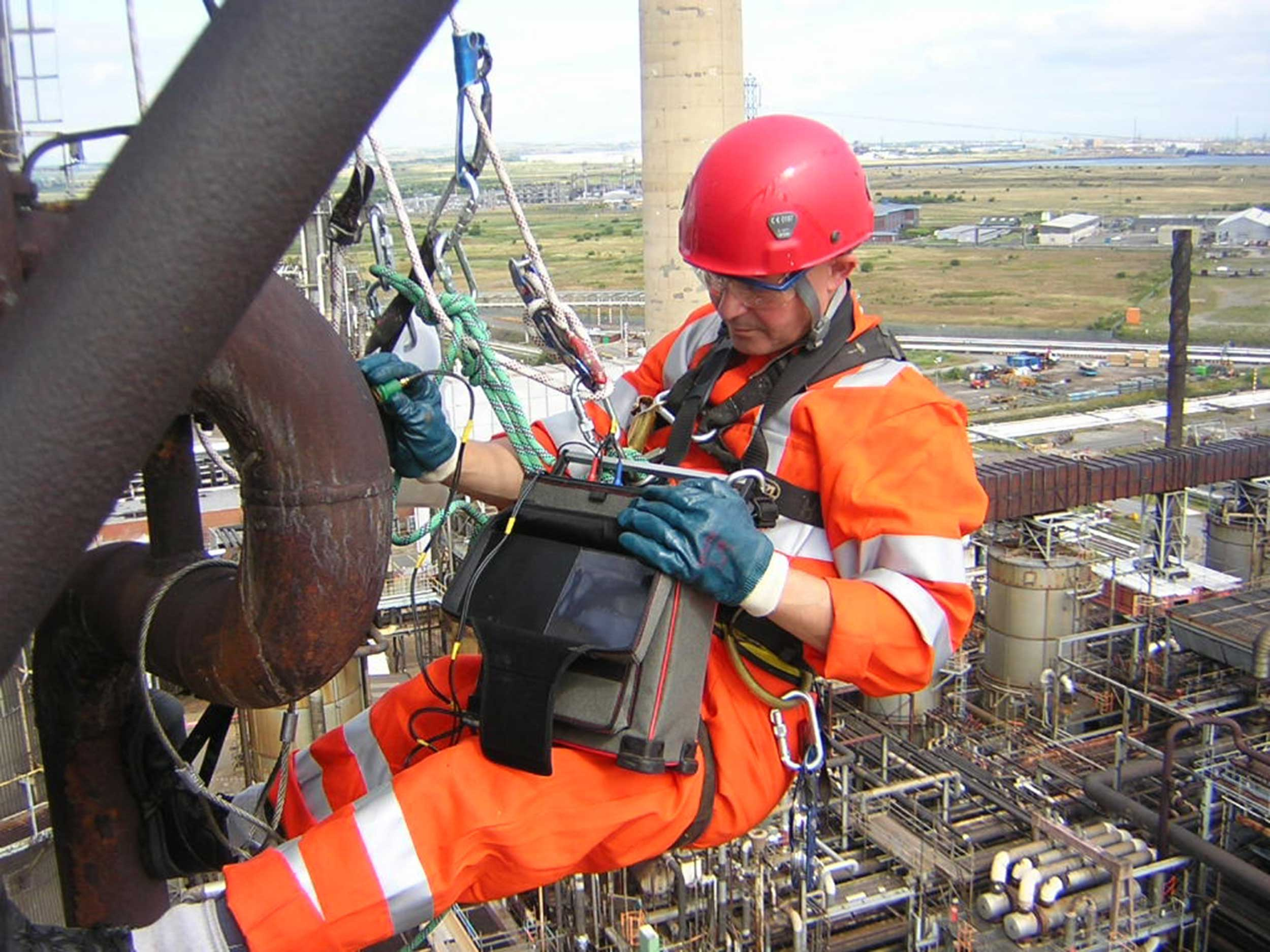 Non Destructive Testing and Inspection   STS