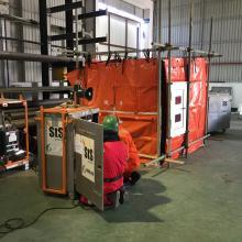 habitat, baku, hot work, welding,